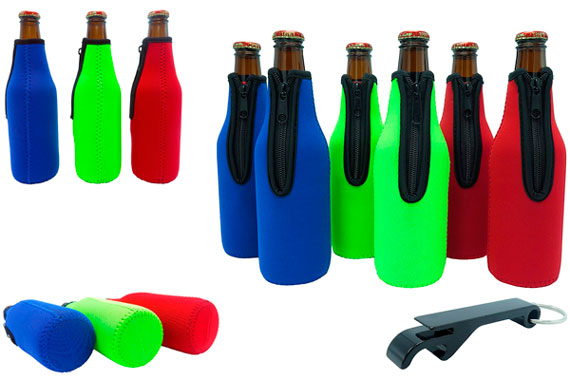 Beer Bottle Sleeves: photo