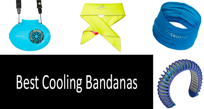 Best Cooling Bandanas: photo