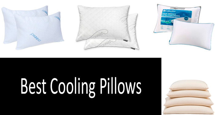 Best Cooling Pillows: photo