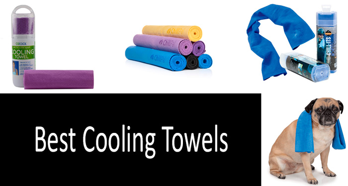 Best Cooling Towels: photo