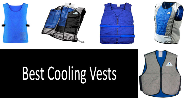 Best Cooling Vests: photo