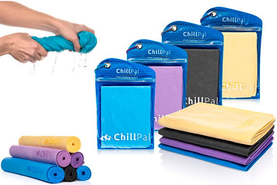 Chill Pal--The Original PVA Cooling Towel: photo
