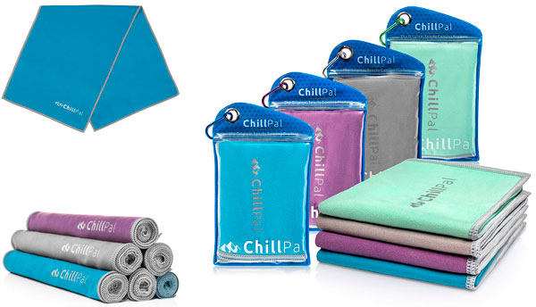 Chill Pal Ultimate Microfiber Cooling Towel: photo