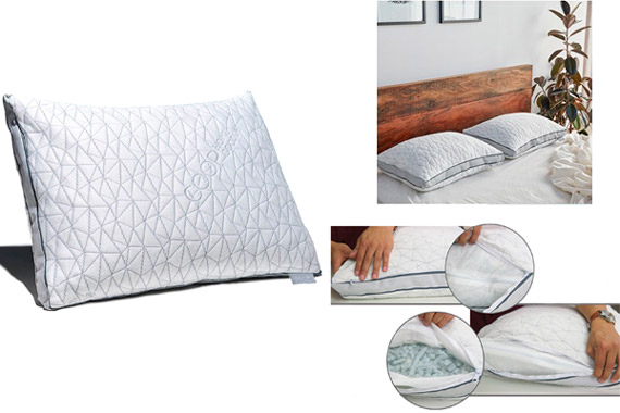Coop Home Goods Memory Foam Pillow: photo