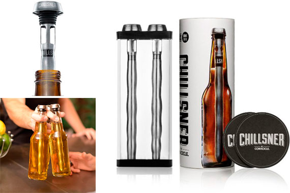 Corkcicle Chillsner Beer Chiller: photo
