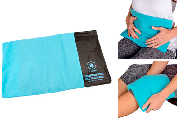IceWraps Flexible Cold Gel Pack for Therapy: photo