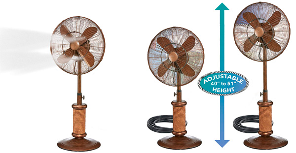 Dynamic Collections Oscillating Fan: photo