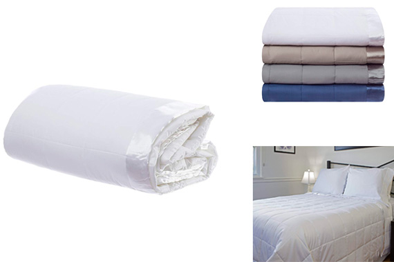 Outlast Woven Temperature Regulating Blanket: photo