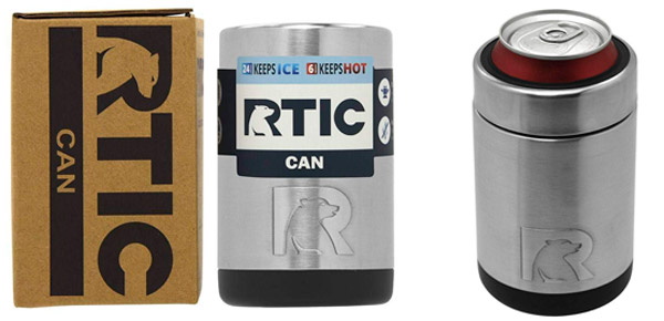 RTIC Stainless Steel Can Cooler: photo