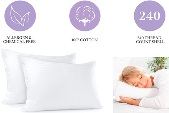 Sleep Restoration Gel Pillow: photo