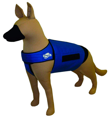 product by TechKewl is PCM Dog Coat: photo