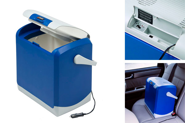 Wagan 12V Cooler/Warmer: photo