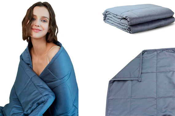 YnM Cooling Weighted Blanket: photo