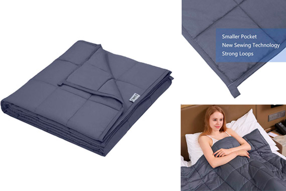 ZonLi Weighted Cooling Blanket: photo