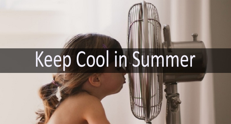 65 Ways to Keep Cool in Summer: photo